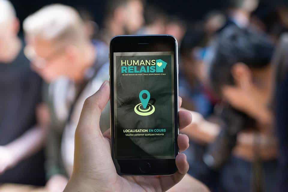 Humans Relais - Source: Facebook