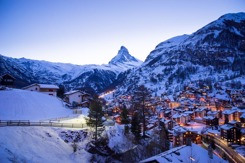 Zermatt © Kittichai Kasemsarn