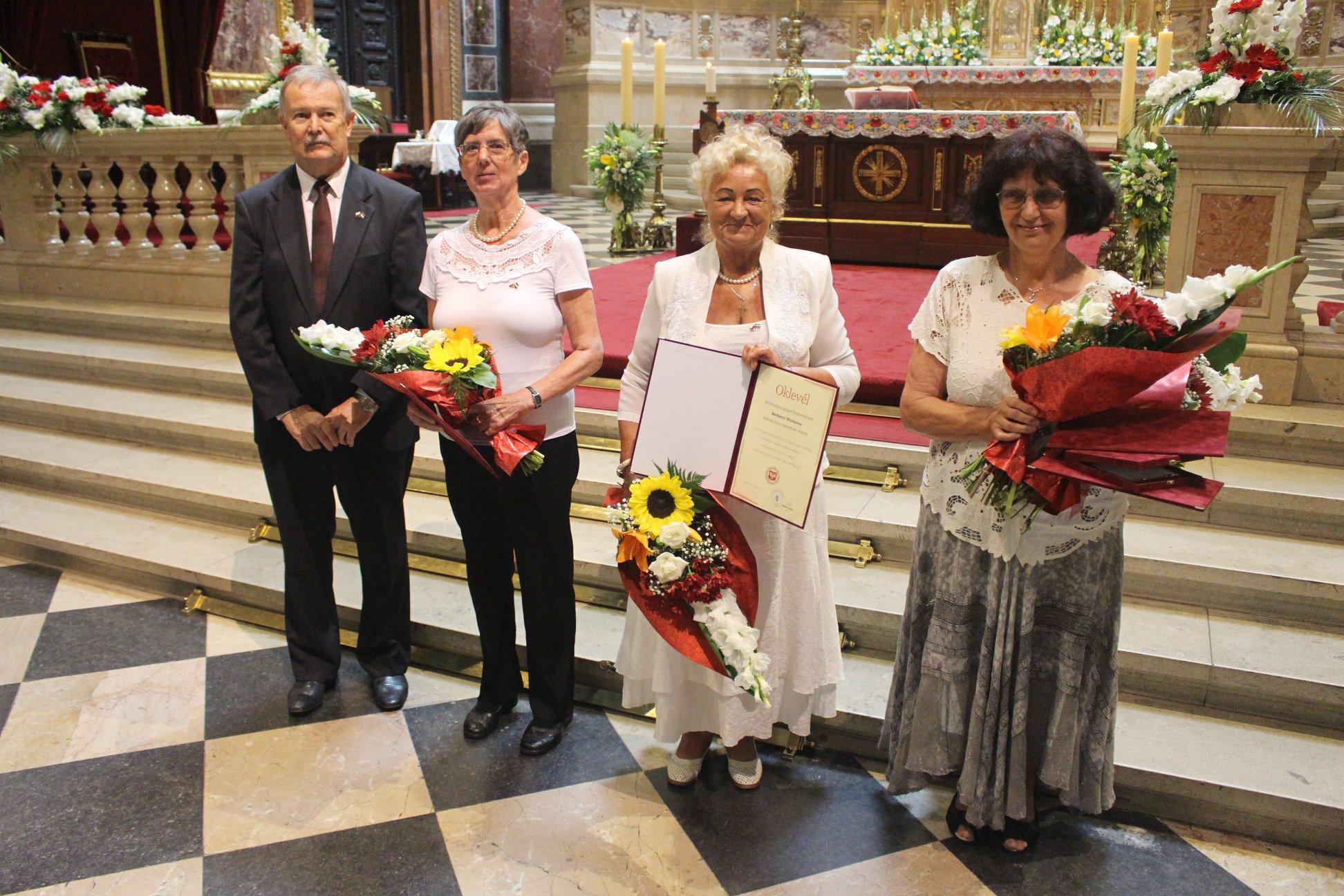 """Nagroda """"Za zasługi dla węgierskiej Polonii"""": Polsko-Węgierski chór """"Dalárda"""" z Nyíregyháza"""