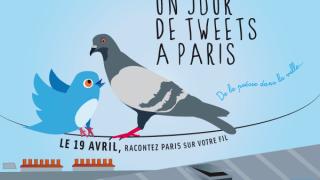 Paris JDTAP Affiche