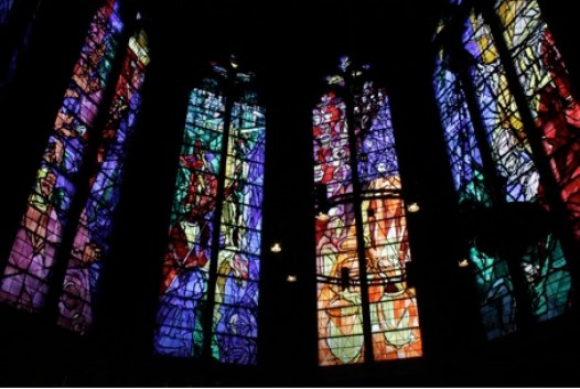 vitraux de J. Villon