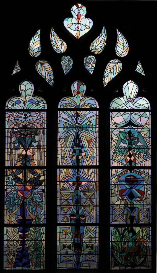 la triole baie du transept sud 1