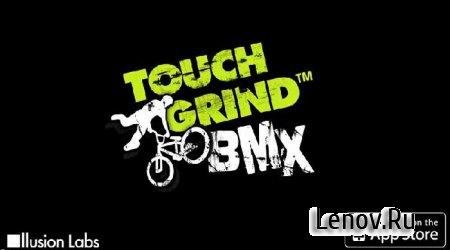 Touchgrind BMX (обновлено v 1.20) (Full) Mod (Unlocked)