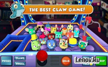 Prize Claw 2 (обновлено v 1.5) Mod (много денег)