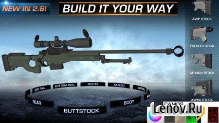 Gun Builder ELITE (обновлено v 3.0.1) Mod (Unlocked)