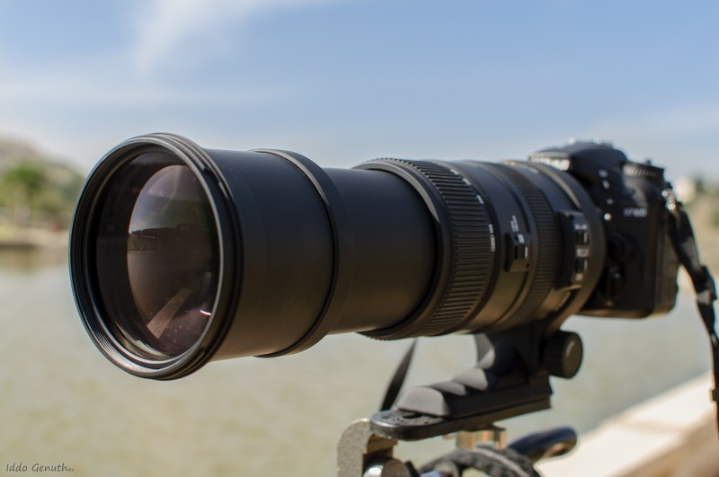 Large Of Sigma 150 500mm