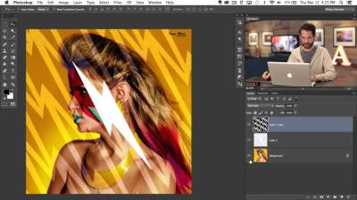 How to Make a Cool Background in Photoshop Using Step and Repeat - LensVid.comLensVid.com
