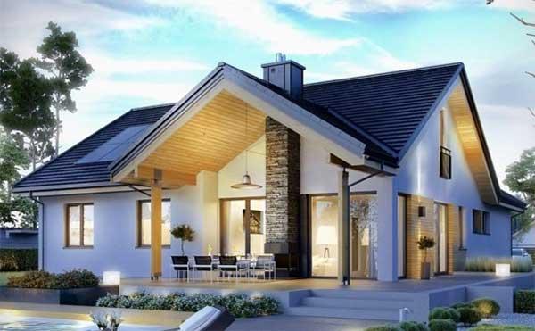 Ukuran Rumah Ideal Untuk Keluarga