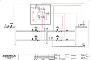Leonard Powers Application Engineering Drawing