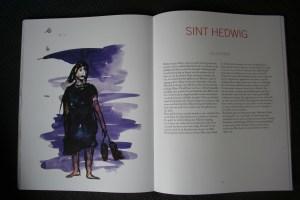 Voorbeeldpagina Sint Hedwig