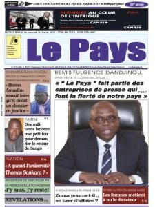 LE JOURNAL DU  10/02/2016
