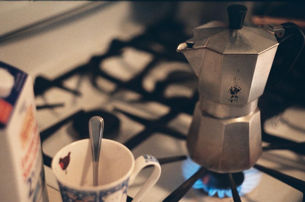 Jak zrobić dobrą kawę w kawiarce?