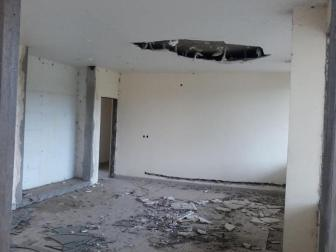 Une vue de l'intérieur de la résidence.Ph.S.K