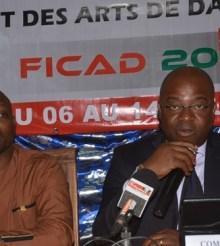 Report de la 12e édition du Ficad/ Olivier Akoto plaide pour une planification des festivals