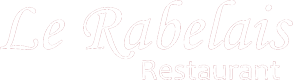 Logo Le Rabelais Restaurant