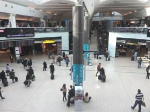 Gatwick Airport - Departures