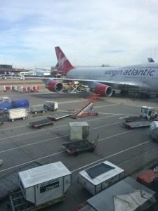 Our Virgin Plane