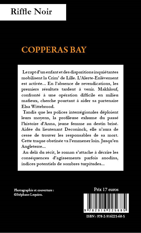 4eme de couverture copperas bay