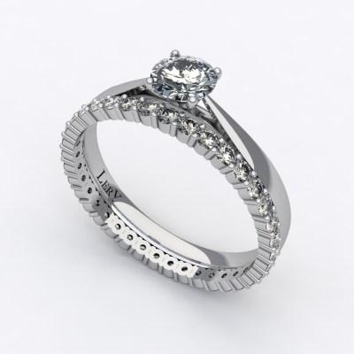 solitaire-mousquetaire-or-blanc-0.30-carats-alliance-diamants-ronds-1.5mm-0