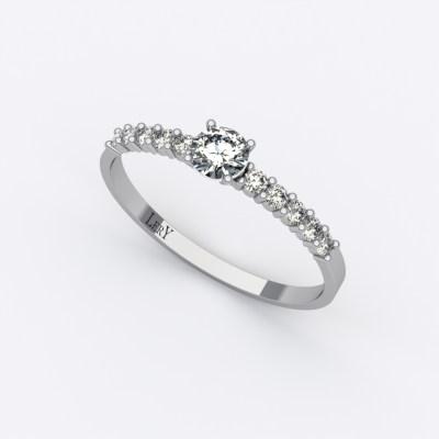 solitaire-union-diamant-centre-0.15-carats-diamants-cotes-rond-1.5mm-or-blanc-0