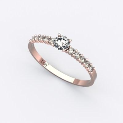 solitaire-union-diamant-centre-0.15-carats-diamants-cotes-rond-1.5mm-or-rose-0