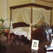 Une des chambres de La Villa.