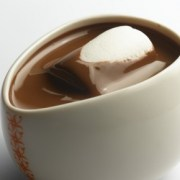 Thick milk chocolate by Max Brenner