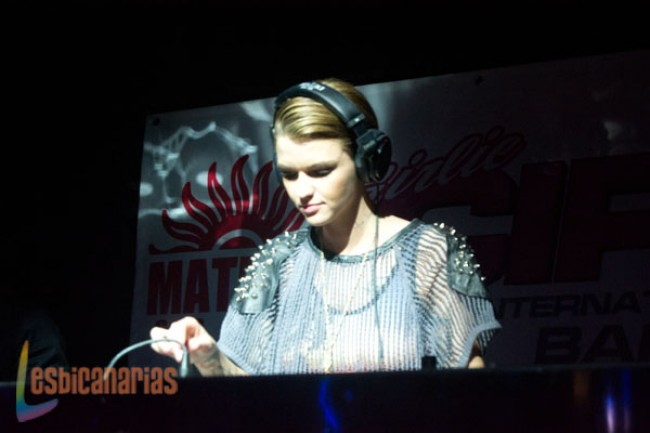 Girlie Circuit 2012 Ruby Rose