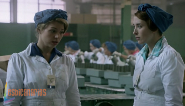 Bomb Girls 1x01-04