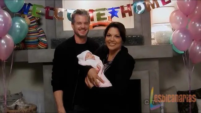 Mark, Callie y Sofia