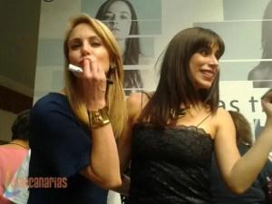 Alexandra de la Mora y Bianca Calderón les agradecen su apoyo