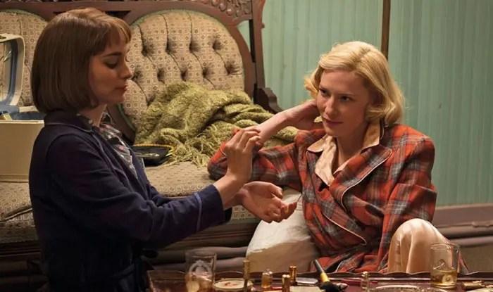 Carol reseña película lésbica