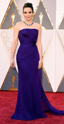 Mandatory Credit: Photo by David Fisher/REX/Shutterstock (5599371ds) Tina Fey 88th Annual Academy Awards, Arrivals, Los Angeles, America - 28 Feb 2016