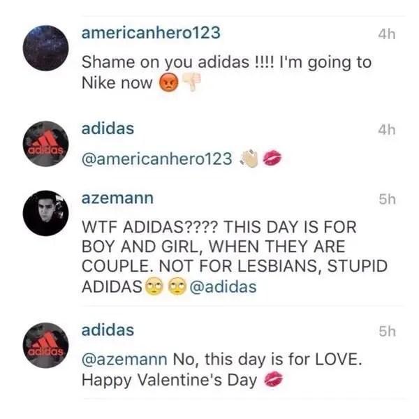 Adidas combate la homofóbia