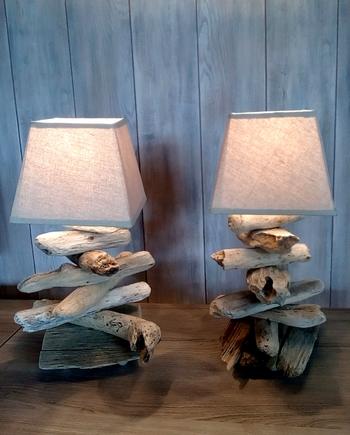 lampe-bois-flotte-cap-ferret-notteduo