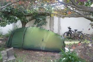 installation à la casa de ciclistas - Tumbaco