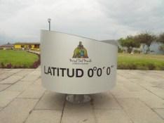Latitude 0°
