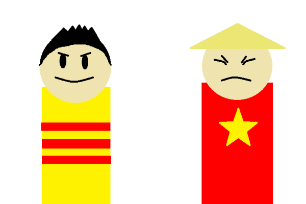 vietnam-brothers-south-and-north