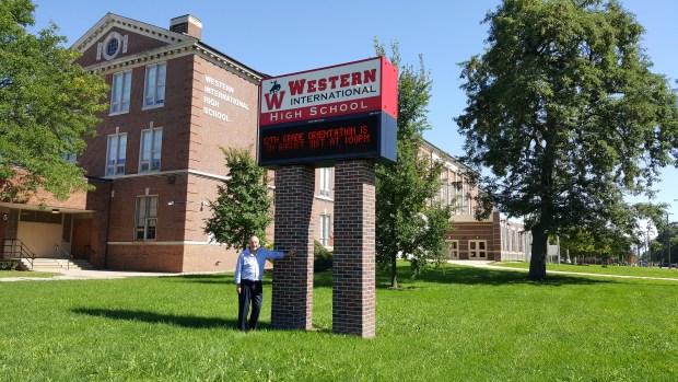 Western High School Detroit