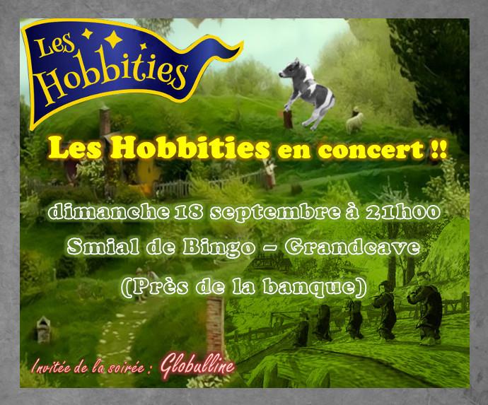 Concert Hobbities 18/09