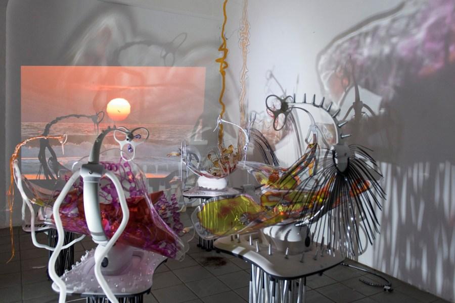Katja Novitskova - Pavillon Estonien