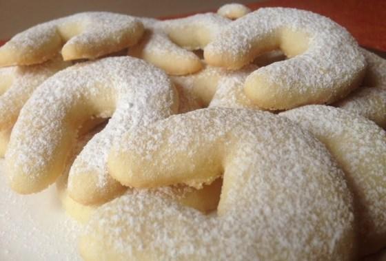Les Kipfel, ou petits biscuits autrichiens