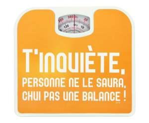 Mon rééquilibrage alimentaire