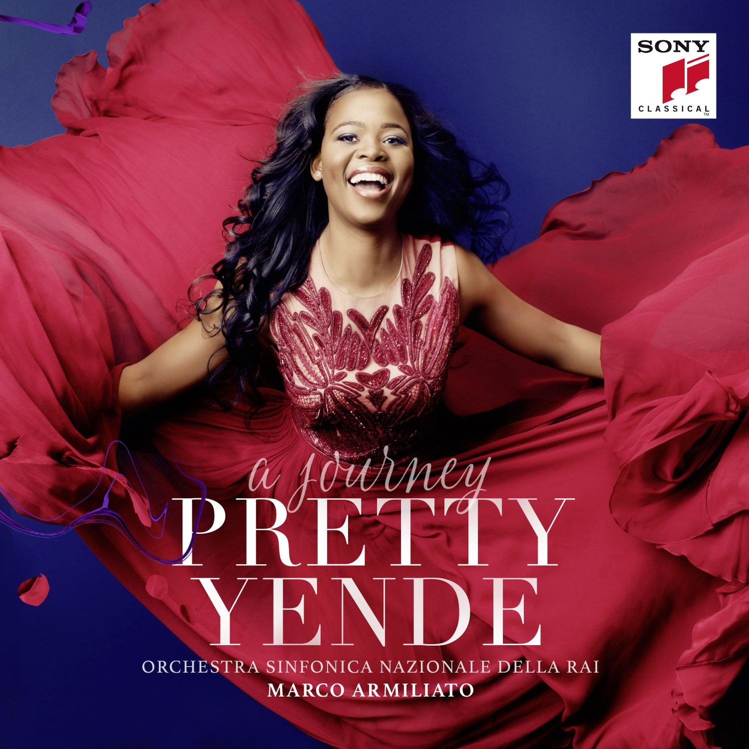 Pretty Yende, A Journey, Sony Classical (parution le 16 septembre 2016)