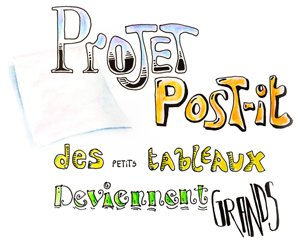 #10 Projet Post-it