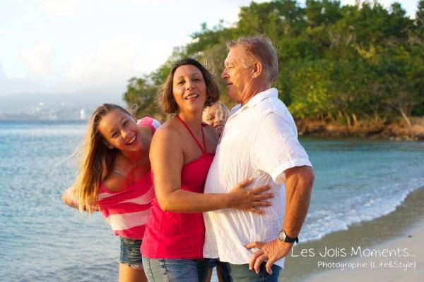 Seance photo Famille Martinique 14