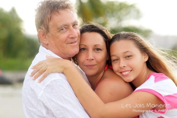 Seance photo Famille Martinique 24