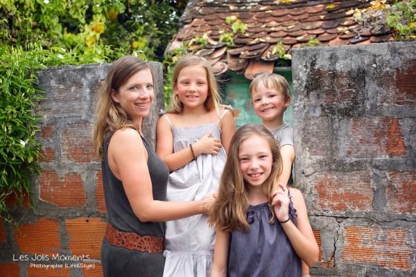 Seance famille Village de la Poterie Martinique 22