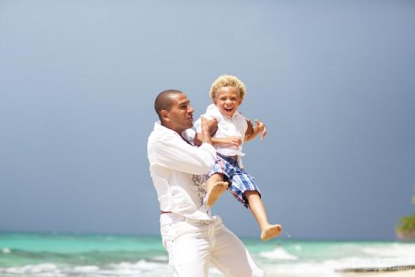 Seance famille plage Sainte Luce 15