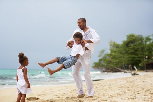 Seance famille plage Sainte Luce 17
